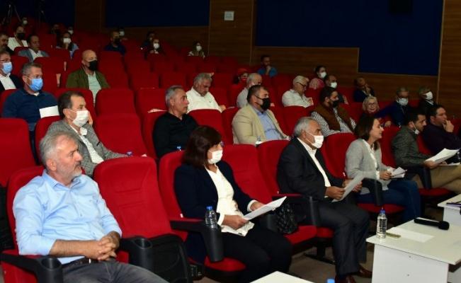 İzmir Aliağa'nın bütçesi belirlendi
