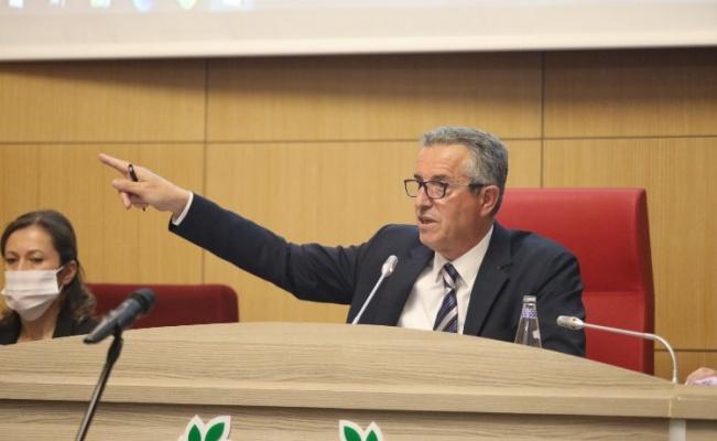 İzmir Gaziemir'de 2022 bütçesi görüşüldü