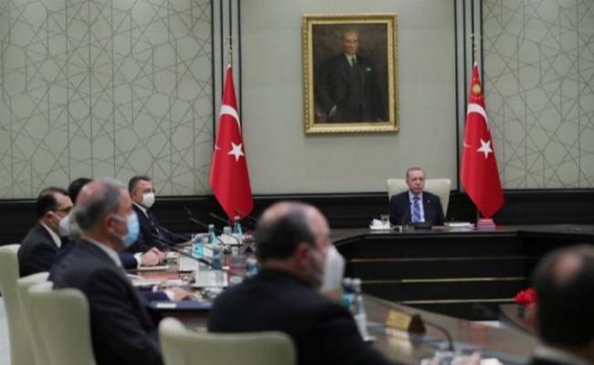Kabine yarın Beştepe'de toplanıyor