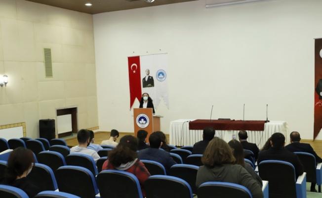 Kırklareli Üniversitesinde öğrenci kulüpleri toplantısı yapıldı
