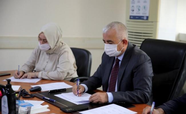 Kocaeli Büyükşehir Belediyesi encümen toplantısı yaptı