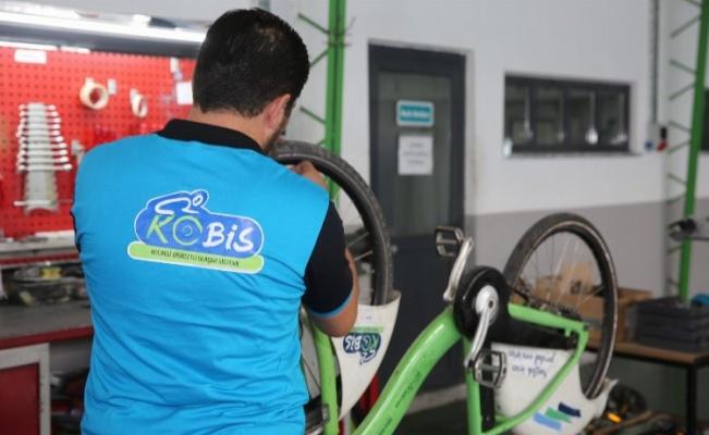 Kocaeli'de bisikletlere verilen zararlar tepki çekiyor