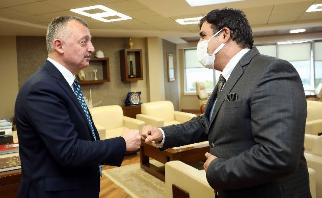 """Kocaeli İKM Başkanı Öztürk: """"Esnafımıza her zaman desteğiz"""""""