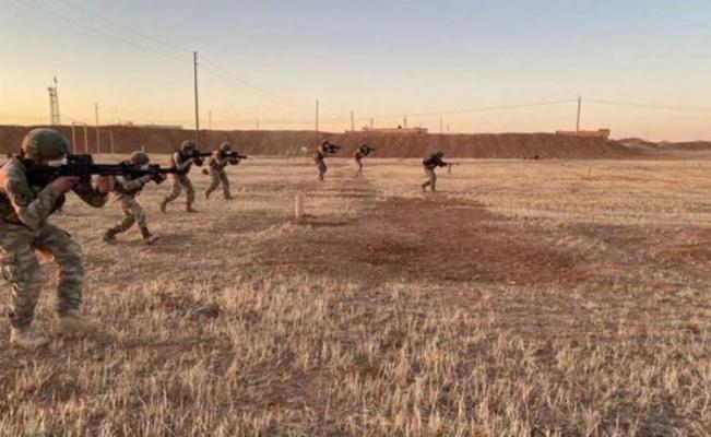 Komandolar PKK/KCK'nın inine girdi: 12 terörist etkisiz halde