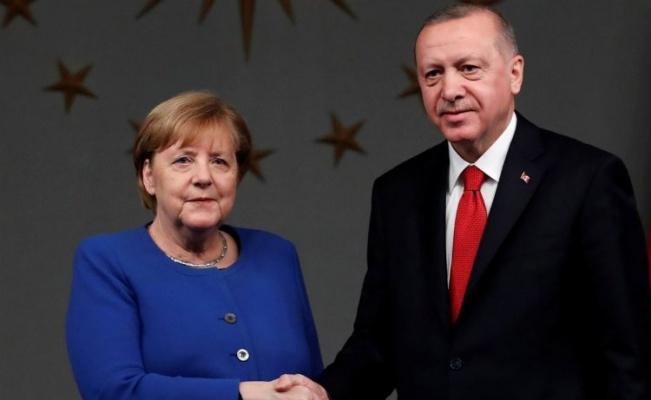 Merkel, 16 Ekim'de 'veda'ya geliyor