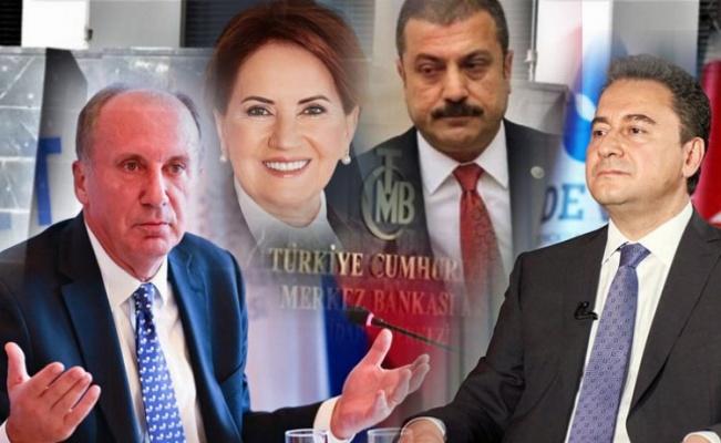 Merkez Bankası kararına siyasetçiler tepkili! (Özel Haber)
