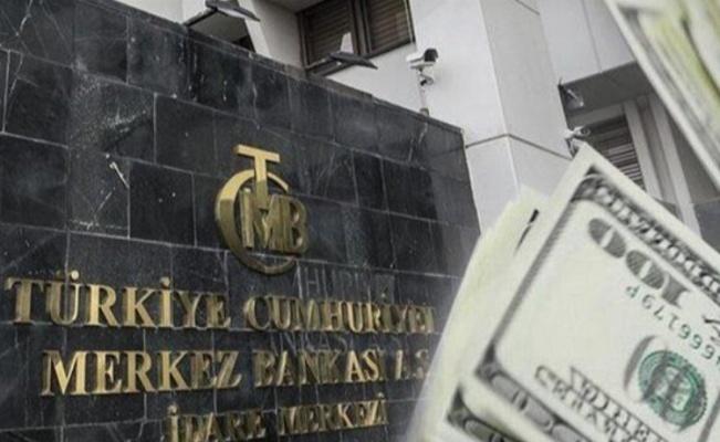 Merkez Bankası'nda toplam rezerv 123 milyar Dolar