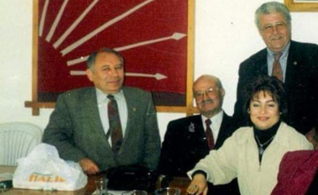 Mersin'de CHP İl eski başkanı vefat etti