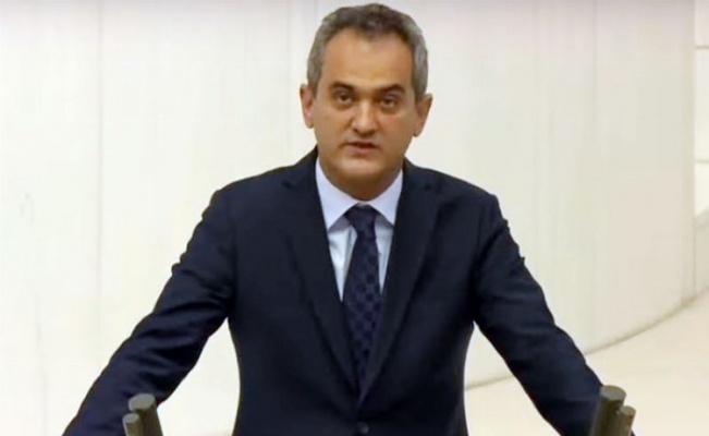 Milli Eğitim Bakanı Mahmut Özer yemin etti