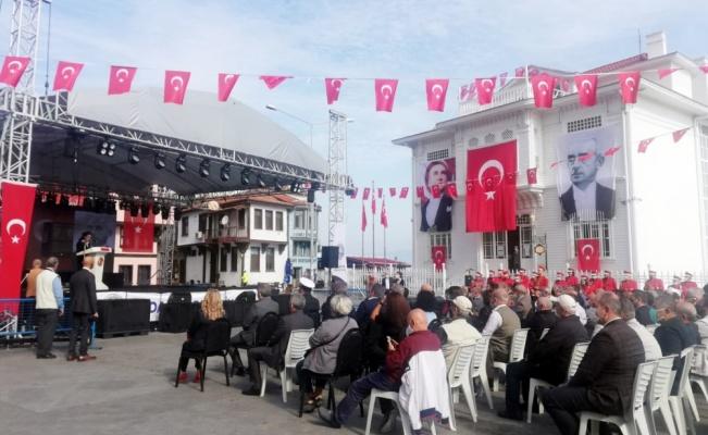 Mudanya Mütarekesi'nin 99'uncu yılı kapsamında etkinlik düzenlendi