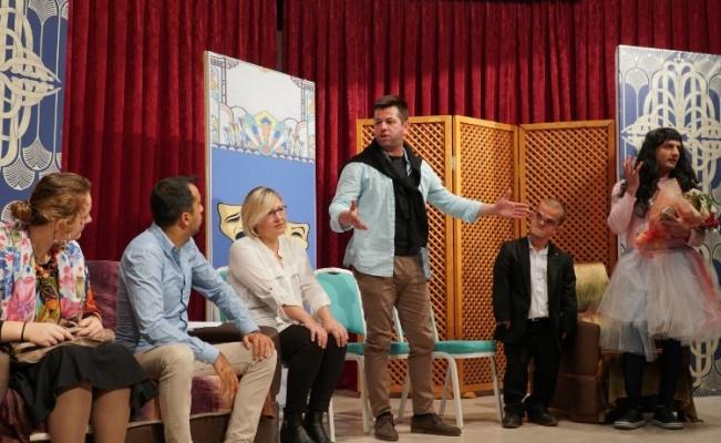 Mustafakemalpaşa'da interaktif oyun