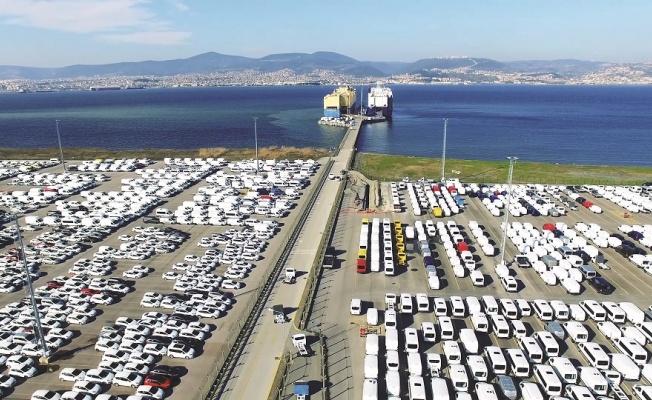 Otomotiv endüstrisi eylülde 2,5 milyar dolarlık ihracat yaptı