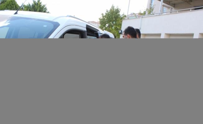 Tekirdağ'da boşandığı eşini öldürüp kaçtıktan sonra teslim olan zanlı tutuklandı