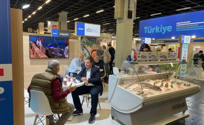 Türk su ürünleri ve hayvansal mamuller ihracatta 3,5 milyar dolara ulaşacak