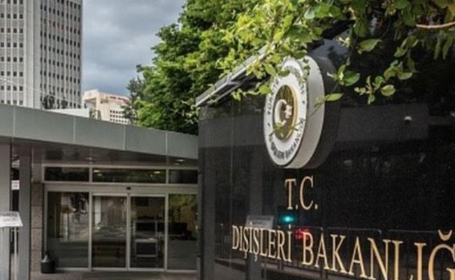 Türkiye'den Rusya'ya başsağlığı