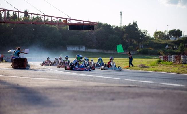 Türkiye Karting Şampiyonası 6. ayak yarışları, Kocaeli'de başladı