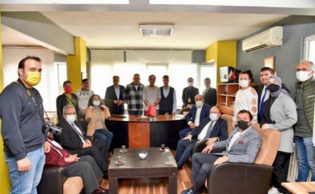 Zonguldak Vali Tutulmaz'ın BATİYAC ziyaretinde merak edilenler konuşuldu