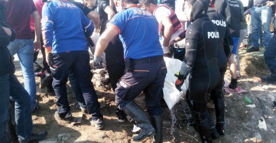 Balık tutarken nehre düşen iki kişi öldü