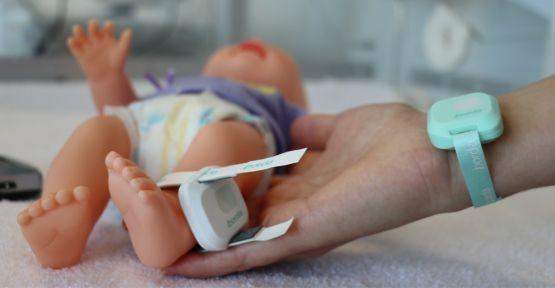 Bebeklerin karışması ve kaçırılmasına teknolojik önlem
