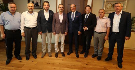 Çayırova'yı sanayicilerimizle birlikte yöneteceğiz