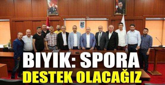 Darıca Belediyesi Eğitim Spor Kulübü'nde yeni dönem