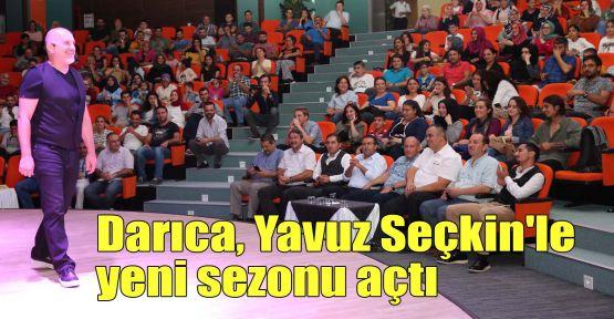 Darıca, Yavuz Seçkin'le yeni sezonu açtı