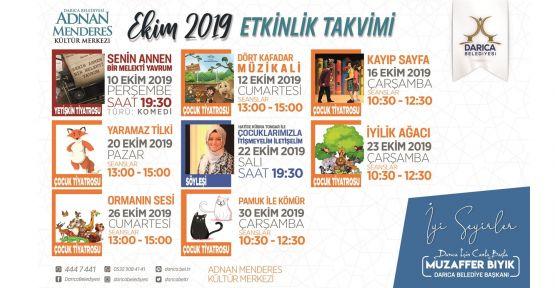 Darıca'da kültür sanat etkinlikleri başlıyor