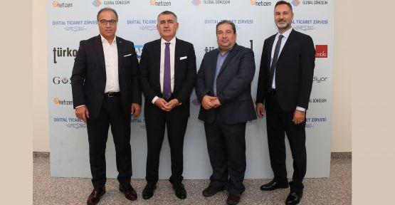 Dijital Ticaret Zirvesi'nin kapanışı Gebze'de yapıldı
