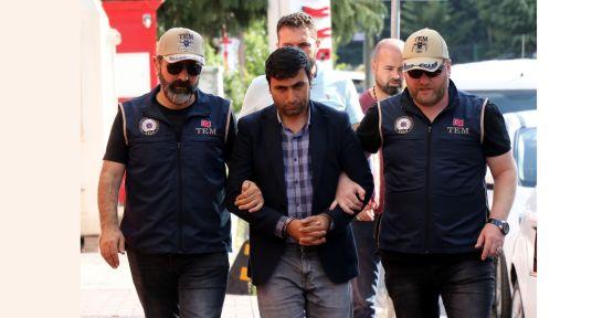 Dilovası'nda terör örgütü propagandasına tutuklama