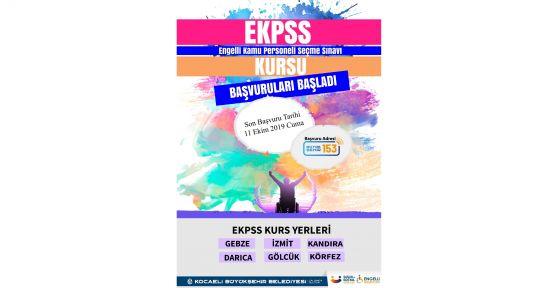 Engelli vatandaşlar için E-KPSS kursu
