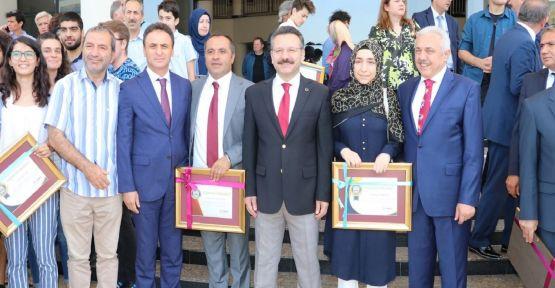 Gebze Anibal Anadolu Lisesi'nden büyük başarı