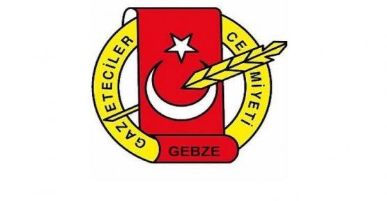 Gebze Gazeteciler Cemiyeti'nden Arif Gülen'e kınama