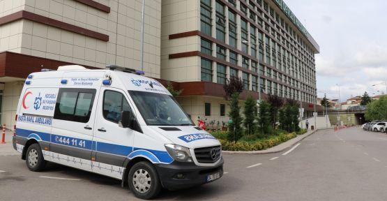 Gebze'de vincin lastiği patladı: 1 ölü, 4 yaralı