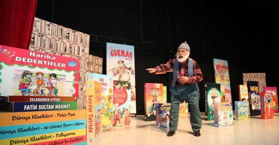 Gebzeli çocukların tiyatro keyfi