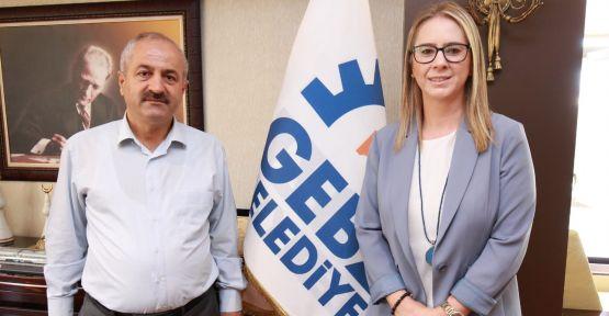 Gebze'ye, İzmir'den konuk milletvekili