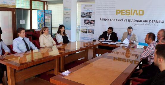 GTÜ, PESİAD ile iş birliği protokolü imzaladı
