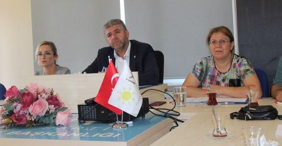 İYİ Parti Gebze yol haritasını belirledi