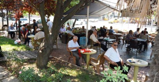 İzmit Belediyesi çay bahçesini kiralayacak