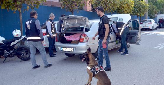 Karamürsel'de 520 araç sürücüsüne 280 bin lira ceza kesildi