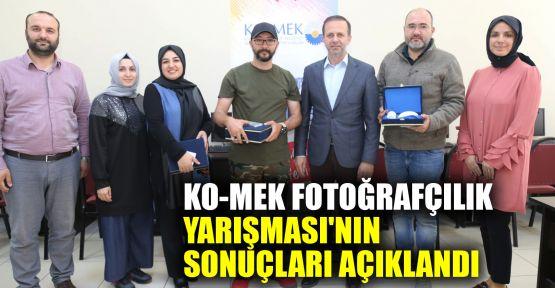 KO-MEK Fotoğrafçılık Yarışması'nın sonuçları açıklandı