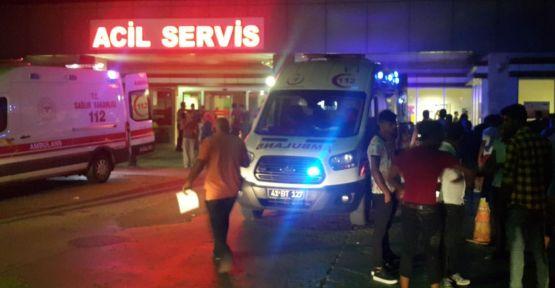 Kocaeli'de silahlı kavga: 17 yaralı