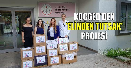KOÇGED'den 'Elinden Tutsak' projesi