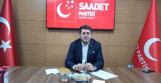 Mutlu: Saadet Partimiz iktidara taliptir