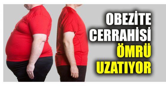 Obezite cerrahisi ömrü uzatıyor