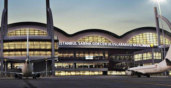 Sabiha Gökçen'den yılın 9 ayında 26 milyon yolcu geçti