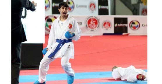 Şamdan, olimpiyat yolunda bir engeli daha aştı