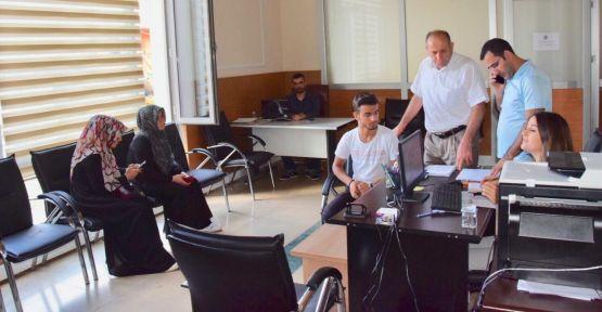 Şayir'in kurduğu İstihdam Servisi işsizlere umut oldu