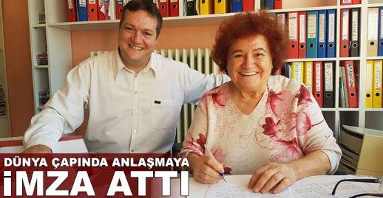 Selda Bağcan'dan dünya çapında anlaşma