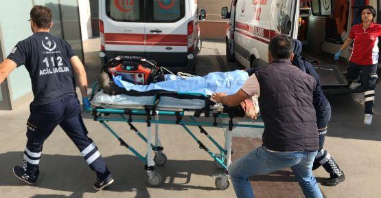 Tarlada vurulmuş halde bulunan kişi öldü
