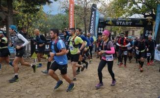 4. İda Ultra Maratonu başladı